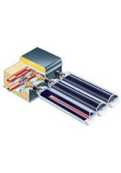 solarkollektor-schnittmodell